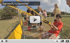 U:launcher | Birthday Party Ideas| Parties for Kids, Teens and Adults | Games2U