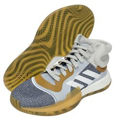 Main Features ---Brand : adidas ---Gender : Men ---Material : Polyester, Polyurethane ---MPN : ---Color : Gray / Brown ---Size : 255 mm ~ 285 mm [US ~ Wsu Basketball, Adidas Basketball Shoes, Adidas Sneakers, Mens Canvas Shoes, Adidas Superstar, Mens Tees, Brown And Grey, Sneakers Fashion, Athletic Shoes