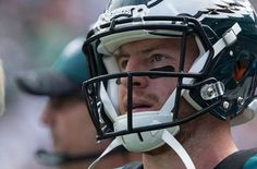 Eagles' quarterback Carson Wentz tops PFF's list for NFL rookies following week…