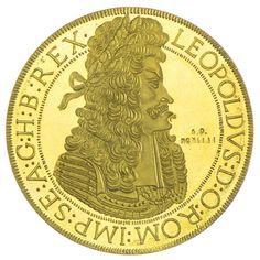 Medaille 1953 Gold,  Medaille in Form eines vierfachen Dukaten, punziert