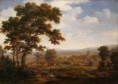 File:Joris van der Haagen - Vue dun village.jpg wikikmedia