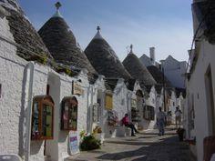 Alberobello, The Italian version of The Hobbit Village