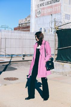 5 Ways To Style A Trench Coat This Season