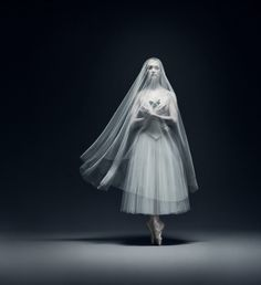 "Erwin-Olaf-Jurgita-Dronina-The-Dutch-National-Ballet-""Giselle"""