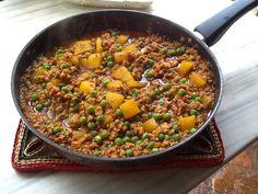 Cocinando con Rosita: CACEROLA DE CARNE Y VEGETALES