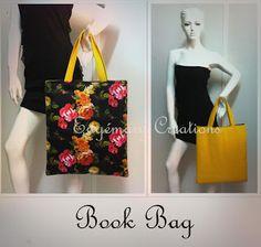 Eugémary Creations ®: Book Bag