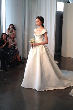 Marchesa - New York Bridal Market - Spring 2015