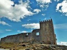 Castelo de Belmonte, Portugal