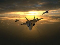 F22 Raptor HD Wallpapers