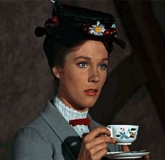 Mary Poppins tea