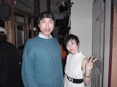 Exclusive Off-Shot with Nao Yoshioka @#802 CAFE & DINER(2014.01.30)