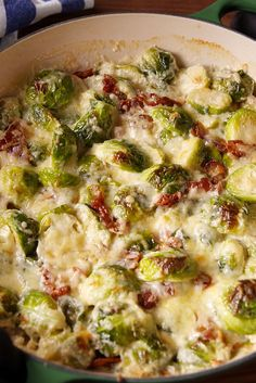 Best Brussels Sprout Casserole Recipe - How to Make Brussels Sprout Casserole