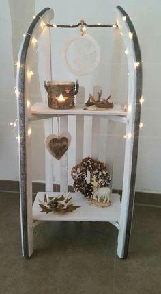Commencez la semaine avec ces 9 pièces de décoration d'hiver et de Noël que vous pouvez facilement créer vous-même ! - DIY Idees Creatives