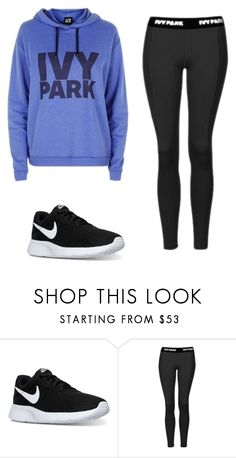 """""""Dance"""" by brooke-elliott-1 ❤ liked on Polyvore featuring NIKE and Topshop"""