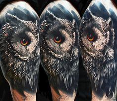 Realistic Animal Tattoo by A.d. Pancho | Tattoo No. 13996