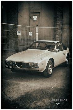 Alfa-Romeo Junior Zagato by Nicole Frischlich Art Photography NIFRI on 500px