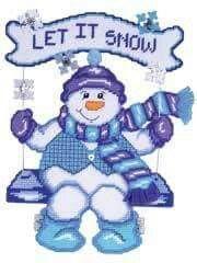 Let It Snow 1/6