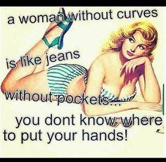 Curvy Girl Quote - #CelebrateCurves