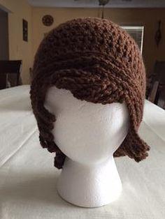 (4) Name: 'Crocheting : Chemo Hat Crochet PATTERN