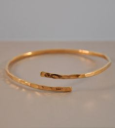 Hammered Gold Single Snake Bracelet by Ilsa Loves Rick on Scoutmob Shoppe Cute Jewelry, Jewelry Crafts, Jewelry Art, Jewelery, Silver Jewelry, Jewelry Accessories, Handmade Jewelry, Snake Bracelet, Bangle Bracelets