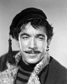 Antonio Rodolfo Quinn Oaxaca , more commonly known as Anthony Quinn, was a Mexican-born American actor, painter and writer. Description from web.vipwiki.org. I searched for this on bing.com/images
