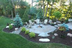 breathtaking 43 DIY outdoor fire pits are just what your backyard needs! breathtaking 43 DIY outdoor fire pits are just what your backyard needs! Fire Pit Area, Diy Fire Pit, Fire Pit Backyard, Backyard Patio, Backyard Landscaping, Backyard Seating, Fire Pit In Garden, Outdoor Fire Pits, Fire Pit On Decking