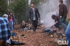 """The Originals -- """"An Unblinking Death"""" -- Image Number: OR119c_0110.jpg -- Pictured: Daniel Gillies as Elijah - Photo: Annette Brown/The CW -- © 2014 The CW Network, LLC. All rights reserved."""