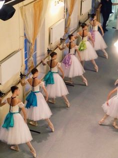 Beautiful photo inside the Vaganova Academy, St. Petersburg, Russia