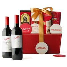 Penfolds RED Wine Gift Basket