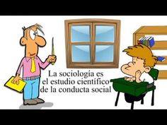 ¿Qué es la Sociología? - YouTube