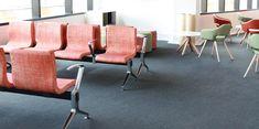 Bendigo Hospital, furnishing textiles, performance fabrics
