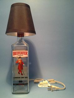 ( BeefEater ) Table Lamp Black