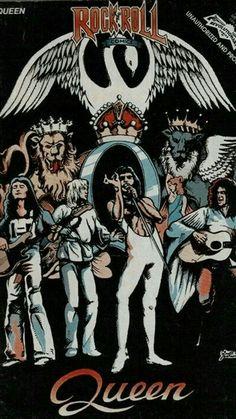 Queen Photos, Queen Pictures, Rock Posters, Band Posters, Retro Posters, Queen Love, Save The Queen, Queen Banda, Queens Wallpaper