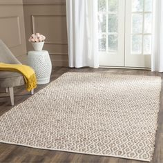 Shop for Safavieh Cape Cod Handmade Natural Jute Natural Fiber Rug (9' x 12'). Get free shipping at Overstock.com - Your Online Home Decor Outlet Store! Get 5% in rewards with Club O!