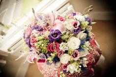 Bridal Bouquet inspiration