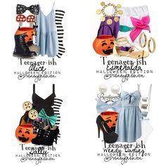 DIY Teen Halloween Costume Ideas: Disney Edition