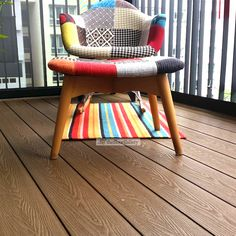 ClipOnDeck (Eco Fusion Deck) Archives - The Floor Gallery Outdoor Decking, Hardwood Decking, Balcony Deck, Cosy, Flooring, Furniture, Home Decor, Decoration Home, Room Decor