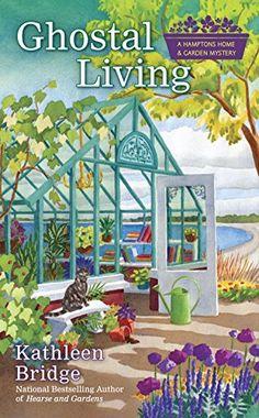 Ghostal Living (Hamptons Home & Garden Mystery) by [Bridge, Kathleen]