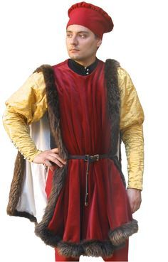 italian renaissance servant clothing - Google Search