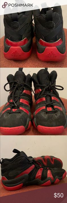 super popular b34c7 89332 Adidas Equipment KB Crazy 8 Basketball Shoes used Adidas Equipment Kobe  Bryant Crazy 8s Basket Ball