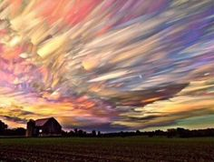 Time lapse of 100 sunsets