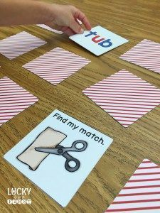 Mastering Short Vowels with Games! Make a Short Vowel Memory Game! Grab the FREEBIE over on the blog!