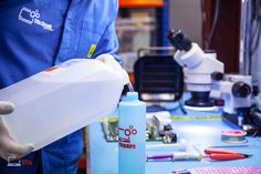 At #TFix we have our in-house developed #solvents and techniques to repair any #liquid #damaged device and bring it back to life. Visit www.tfix.co.uk