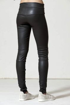 bbe5799f6d50a Joseph - Stretch-leather Leggings - Black in 2019 | Products ...