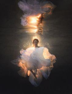 """""""Translucida"""" — Photographer: Adam AttounModel: Monika Heidel"""
