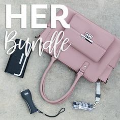 All of our best seller products for women bundled into one total defense package for Her! This bundle includes our Get A Grip Stun Baton, Covert Kari Concealed Carry Purse, Soft Shelly RFID Wallet, Pouch O' Pepper Spray and a Breakaway Keychain Lanyard.