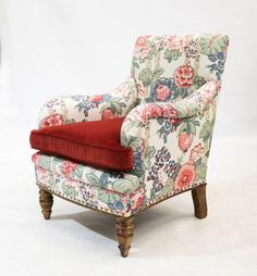 Available upholstered in any fabric or leather of your choice! Traditional Chairs, Traditional Furniture, Sales Office, Gladstone, Armchair, Lounge, Victorian, Fabric, Leather