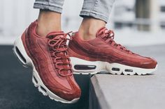 Nike Air Max 95 Light Redwood - EU Kicks: Sneaker Magazine