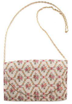fa9dfdaa3c9f Vintage Tapestry Bag Tapestry Bag