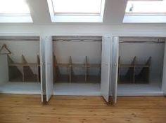 For attic storage